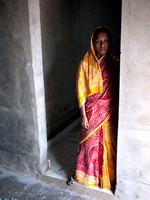 Calcutta Woman