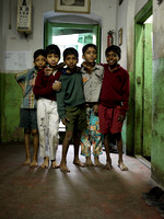 Calcutta Rescue School Children