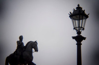 Horse And Lamp